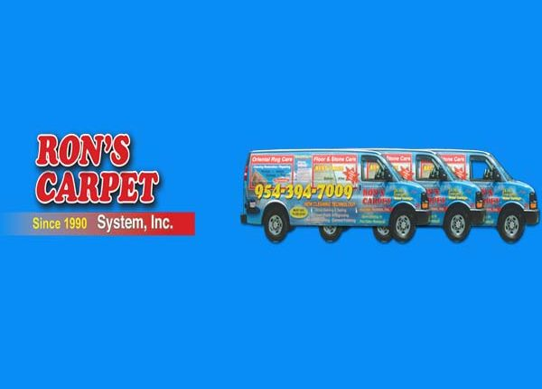 Rons Carpet Cleaning Florida Carpet Kings